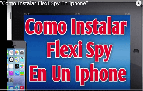 como instalar flexispy en iphone - FlexiSpy