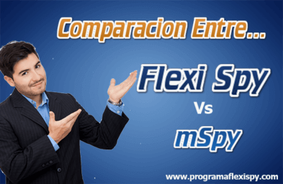 Comparativa entre FlexiSpy vs mSpy