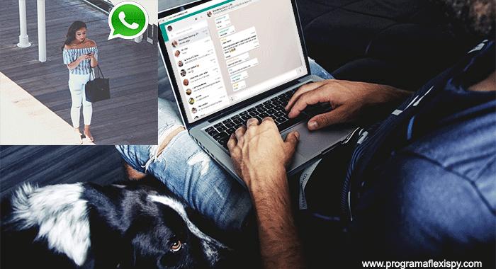 Como Saber si Tu Novia te Engaña por WhatsApp