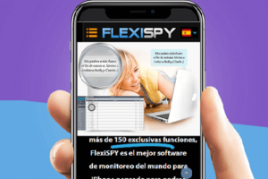 FlexiSpy App Espia para Iphone