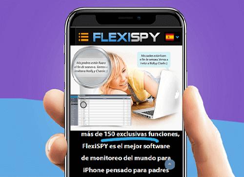 FlexiSpy App Espia para Iphone