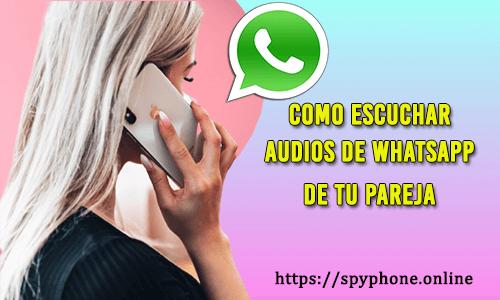 Como Espiar Mensajes De Audio De Whatsapp
